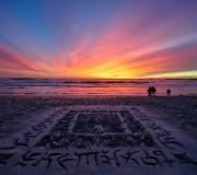 Amazing-Beach-Calligraphy5